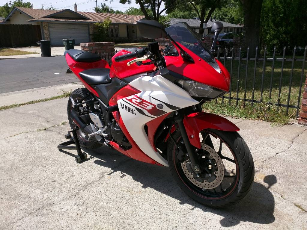 2015 Yamaha Yzf R3 For Sale 48 Used Motorcycles From $3.171