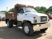 2000 Chevy C7500 Dump Truck - Year of Clean Water
