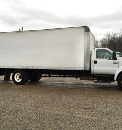 f650 box truck ford f650 van trucks box trucks for sale 194 used trucks [ 1080 x 810 Pixel ]