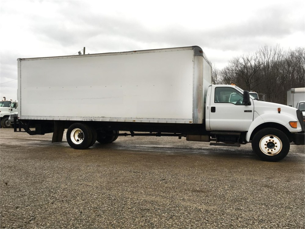 medium resolution of  f650 box truck ford f650 van trucks box trucks for sale 194 used trucks