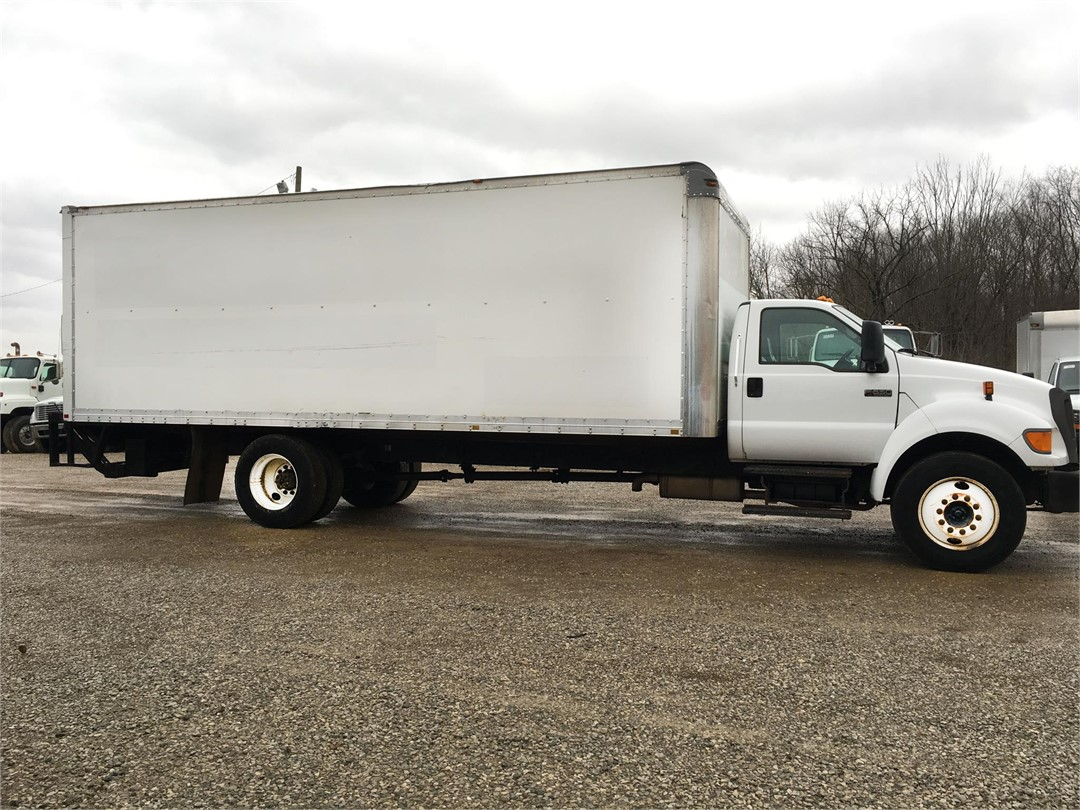 hight resolution of  f650 box truck ford f650 van trucks box trucks for sale 194 used trucks