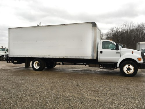 small resolution of  f650 box truck ford f650 van trucks box trucks for sale 194 used trucks