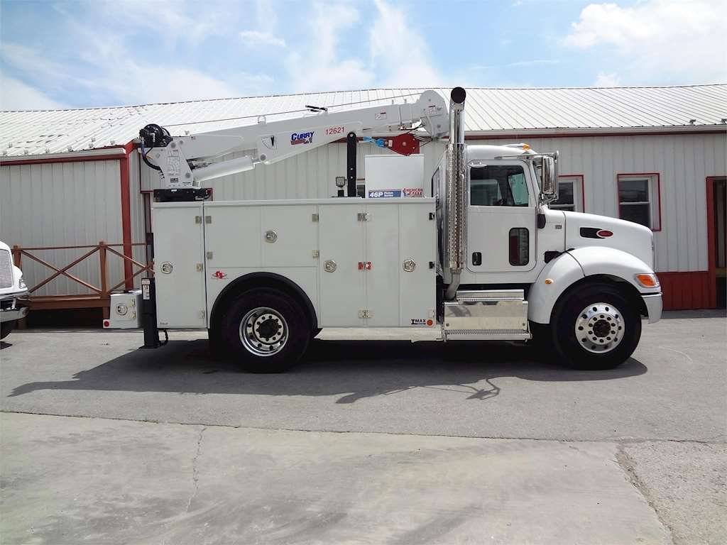 Brookview Service Truck Peterbilt
