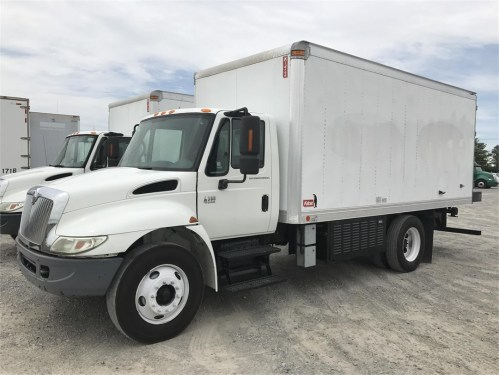 small resolution of international box trucks for sale pictures