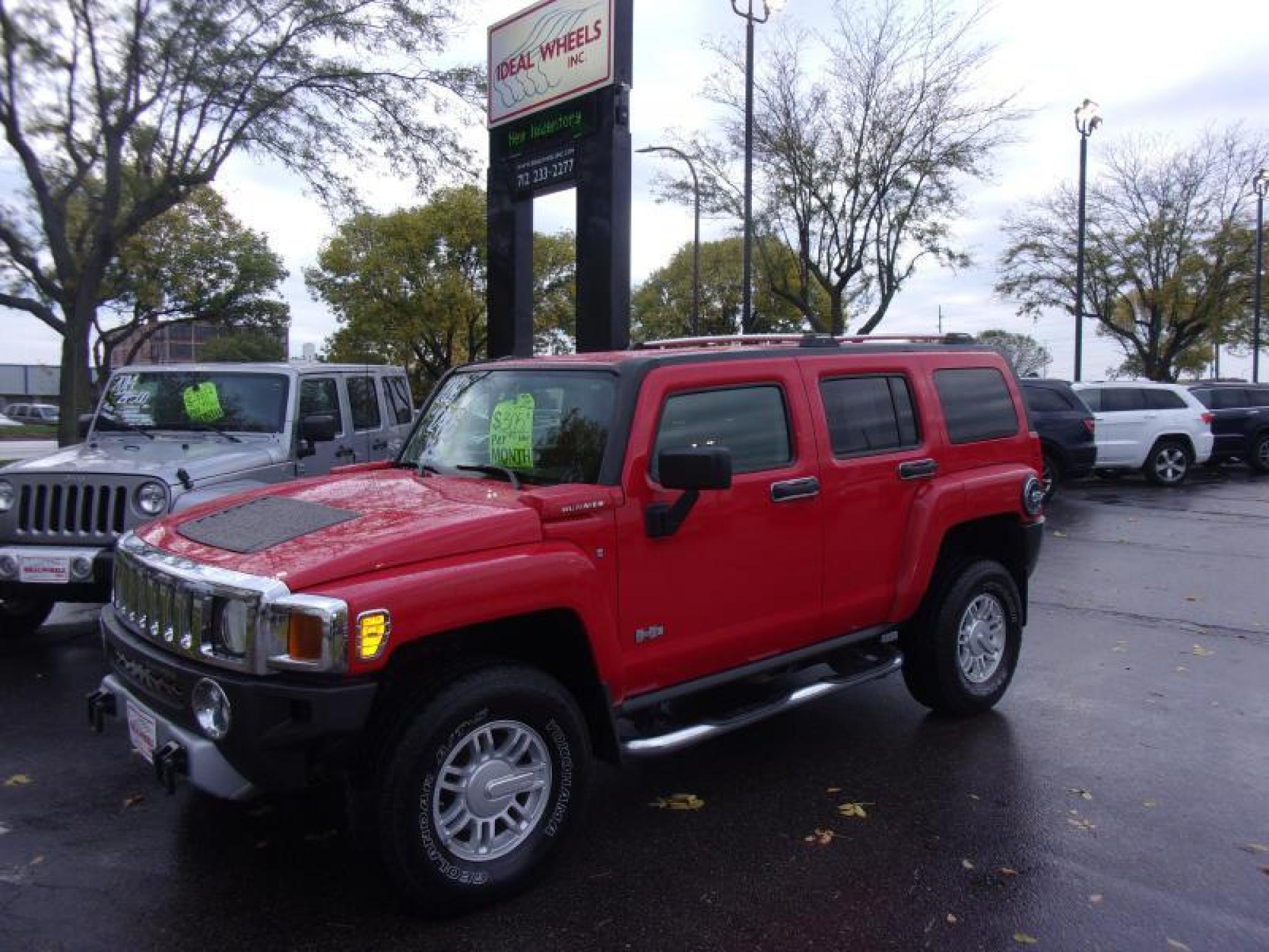 Red Hummer H3 For Sale ▷ Used Cars Buysellsearch