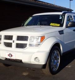 2011 dodge nitro gasoline 5 door with bucket seats [ 1024 x 768 Pixel ]