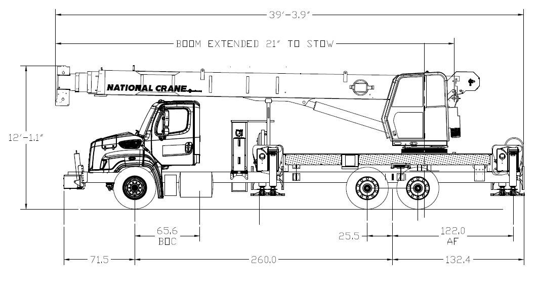 Freightliner 114sd Bucket Trucks / Boom Trucks For Sale