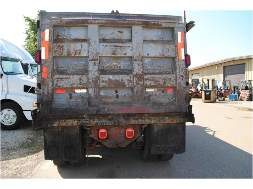 medium resolution of 1998 mack rd688s dump truck