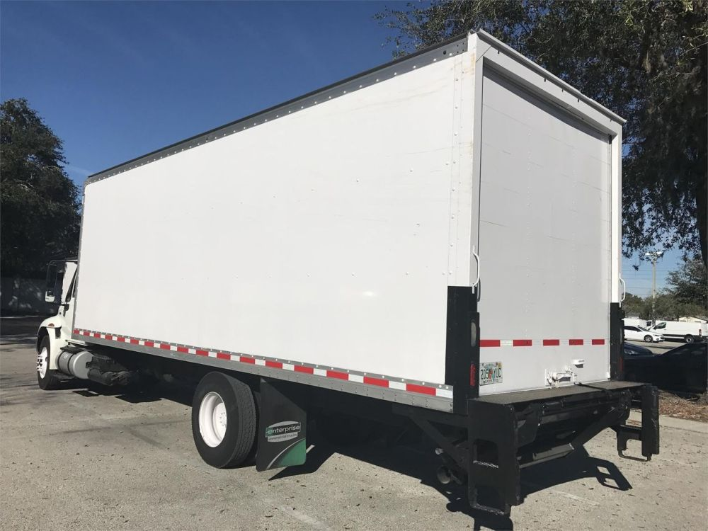 medium resolution of 2014 international 4300 box trucks cargo vans