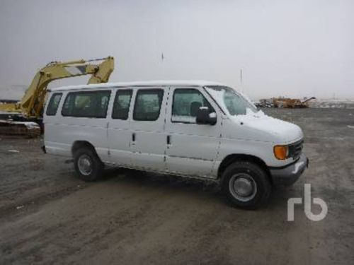 small resolution of 2006 ford econoline