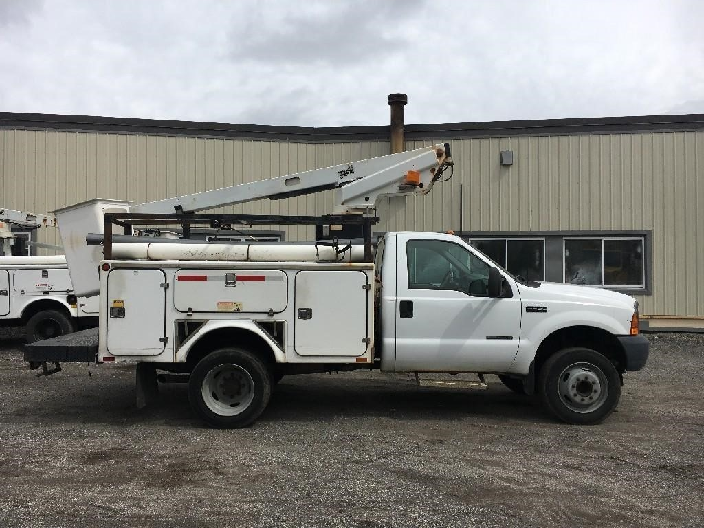 utility trucks for sale in ma