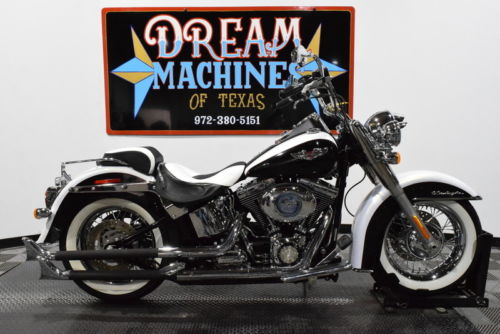 harley davidson dallas dali led driver wiring diagram softail in tx for sale used motorcycles 2007 custom 35 683 miles with seat chrome wheels