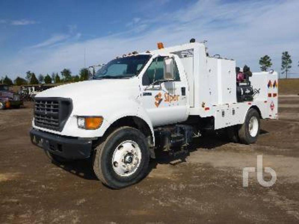 medium resolution of 2000 ford f750 fuel lube trucks