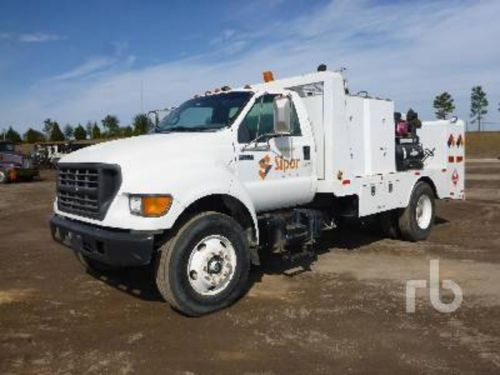 small resolution of 2000 ford f750 fuel lube trucks