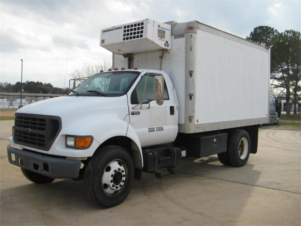 medium resolution of  f650 box truck ford f650 van trucks box trucks in georgia for sale used