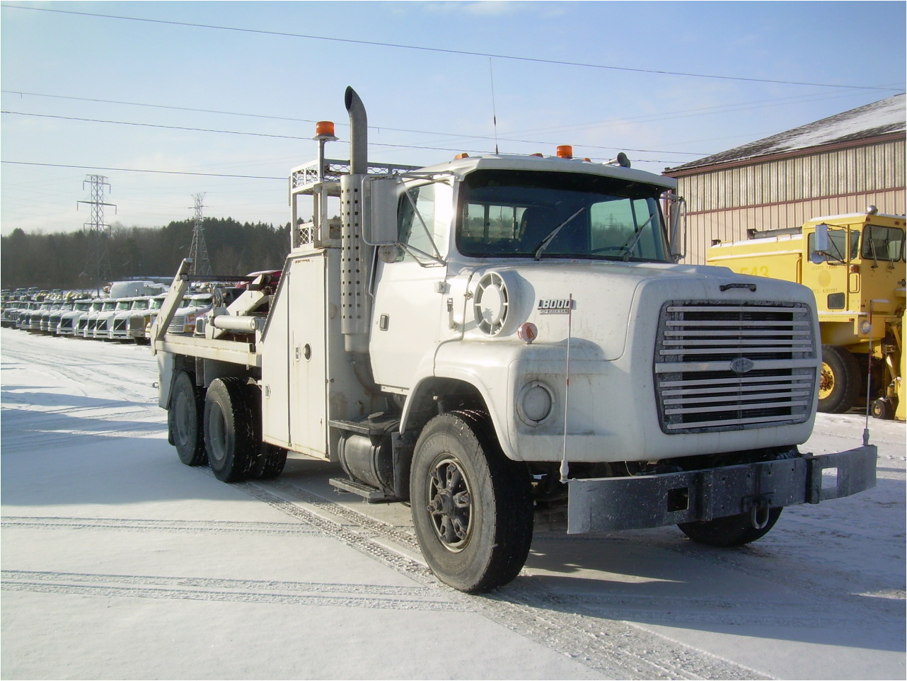 hight resolution of 1991 ford l8000