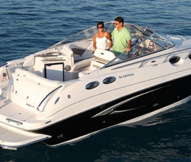 Our Largest Most Refined Twin Cabin Sport Cruiser Ensures That Every Excursion Becomes An Event To Remember With Generous Seating Above And Below Deck