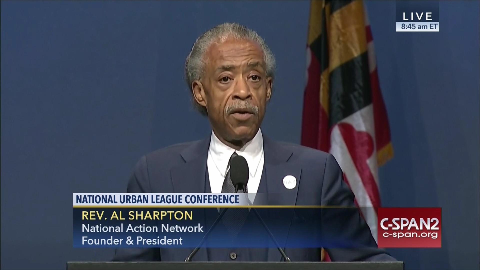 National Urban League Holds Annual Conference Baltimore C SPAN Org