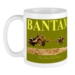 Bantam - The First To Deliver Mug