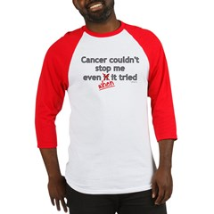 cancer can't stop me.