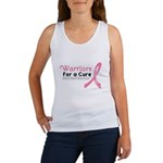 Warriors for a Cure Women's Tank Top