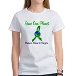Save Our Planet Women's T-Shirt