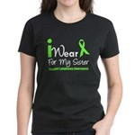 Lymphoma (Sister) Women's Dark T-Shirt