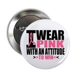"I Wear Pink 2.25"" Button (10 pack)"