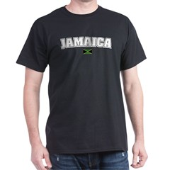 Jamaica Black T-Shirt