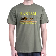 Bantam, Where it all began Mil Green or Navy T