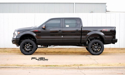 small resolution of ford f 150 on fuel deep lip octane d509 wheels