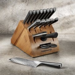 Katana Kitchen Knife Pendant Lighting Island Calphalon Series 18 Pc Cutlery Set Calphalonusastore Beautifully Layered Exceptionally Strong