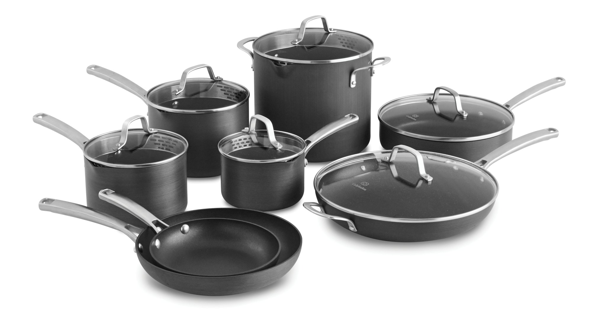 kitchen pots and pans vessels set cookware by collection