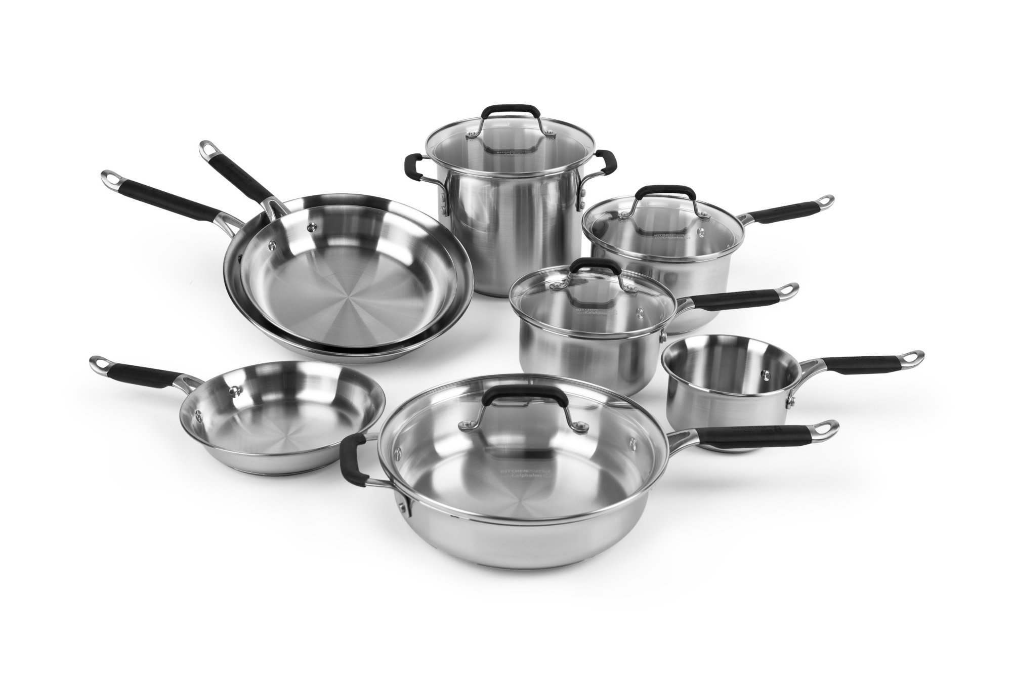 calphalon kitchen essentials stainless steel mini pendants for search results