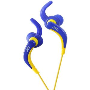JVC HA-ETX30 Inner Ear Waterproof Headphones (Blue) 53865e39d29b
