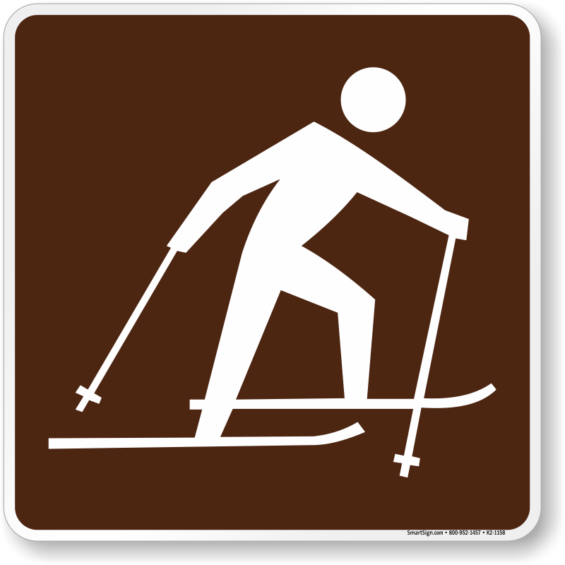 buy ski lift chair cowhide chairs uk winter recreation signs   sports mutcd guide