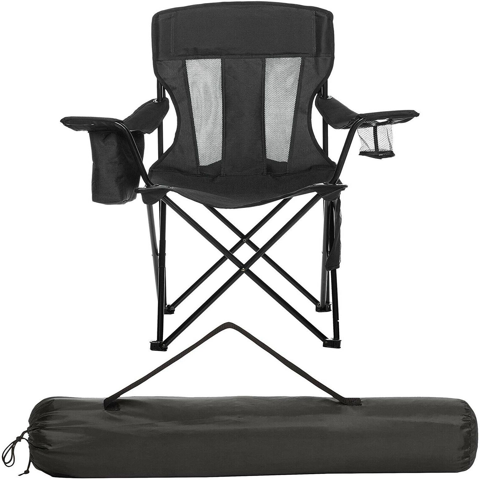 Heavy Duty Outdoor Chairs Heavy Duty Camping Chair Mesh Portable F