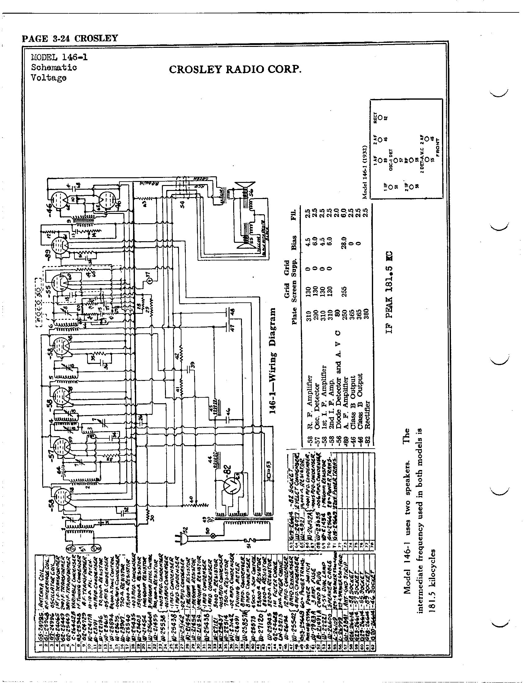 Crosley Corp 146 1