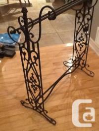 Decorative quilt rack - wrought iron for sale in Vanier ...