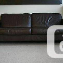 Eq3 Sofa Grey Cushion Ideas Hugo Brown For Sale In Calgary Alberta Classifieds 575