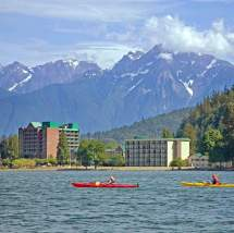 Hotel British Columbia Harrison Hot Springs Resort Canusa