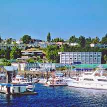 Hotel British Columbia Coast Discovery Inn Canusa