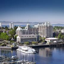 Hotel British Columbia Grand Pacific Canusa