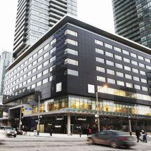 Hotel Ontario Le Germain Maple Leaf Square Canusa
