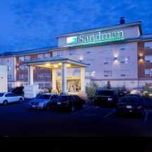 Hotel Saskatchewan Sandman Canusa
