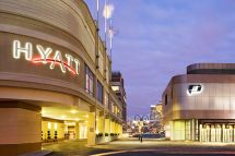 Hotel York Jersey Hyatt Regency City