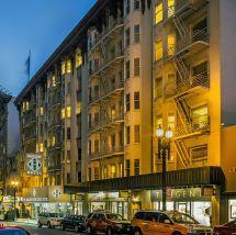 Hotel Kalifornien Handlery Union Square Canusa