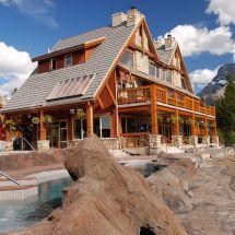 Hotel Alberta Hidden Ridge Resort Canusa
