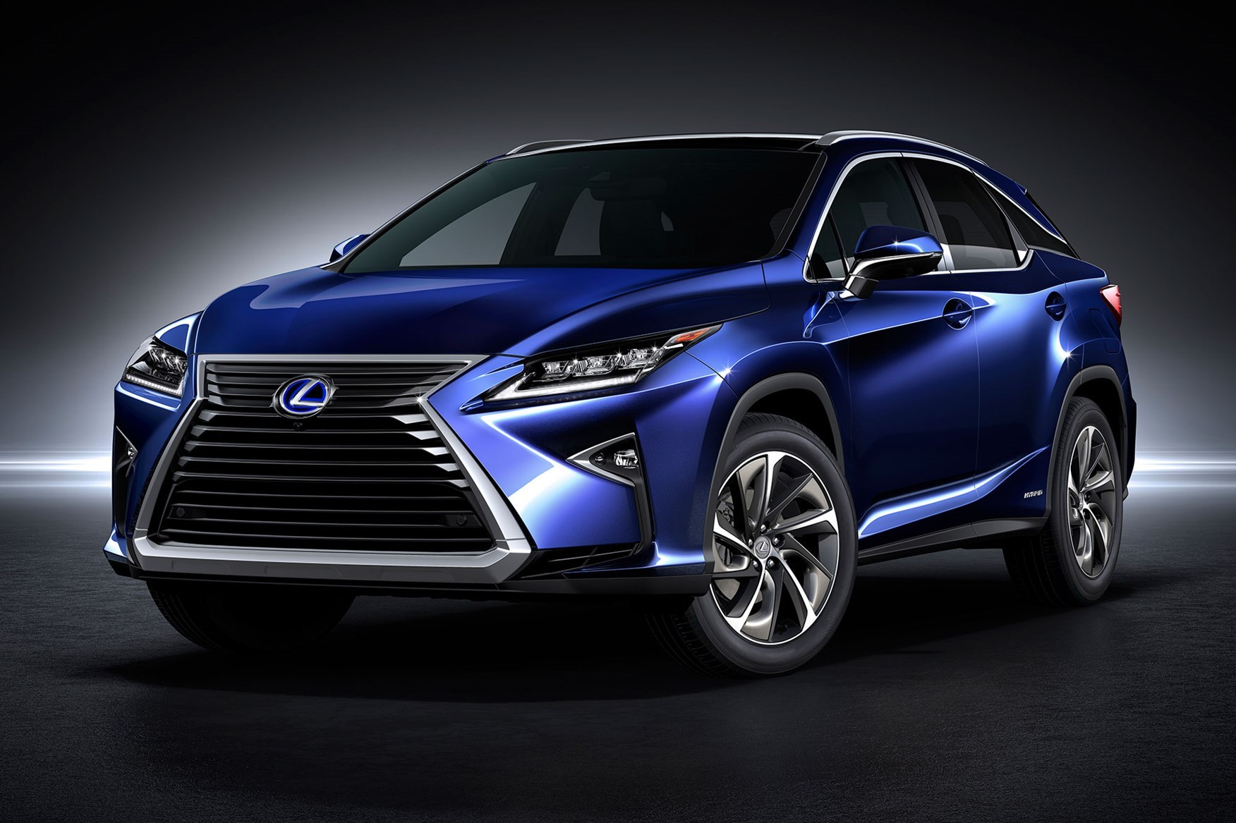 Lexus RX the fourth generation lands at 2015 New York auto show