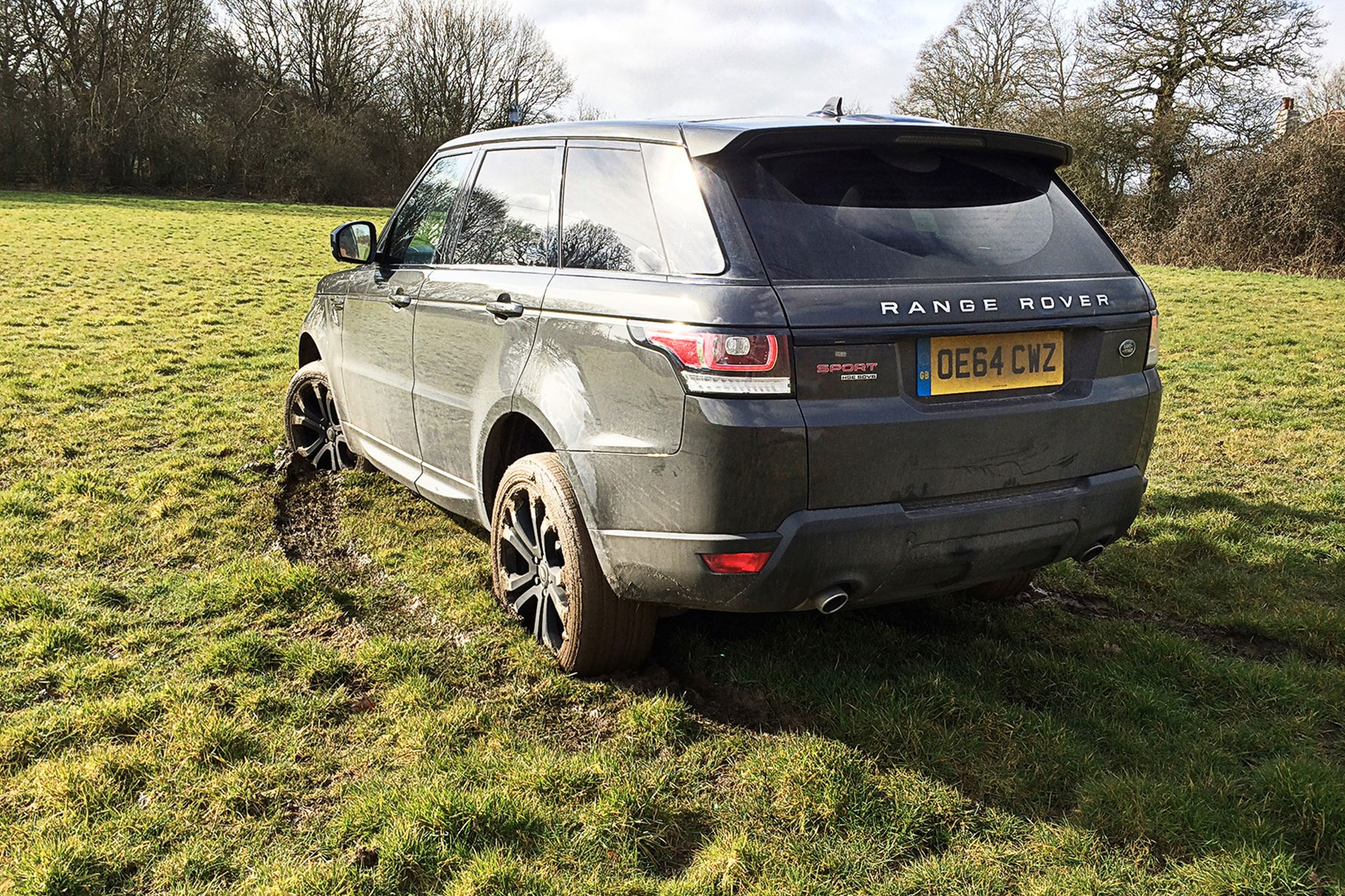 Range Rover Sport (2016) longterm test review by CAR Magazine